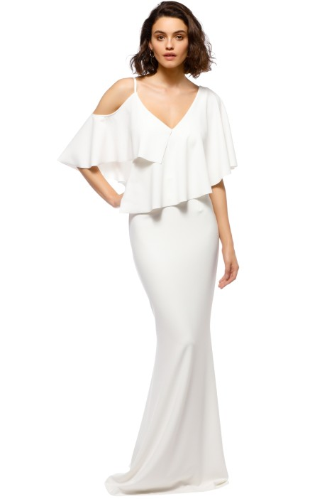 Pasduchas - Irreplaceable Gown - Ivory - Front
