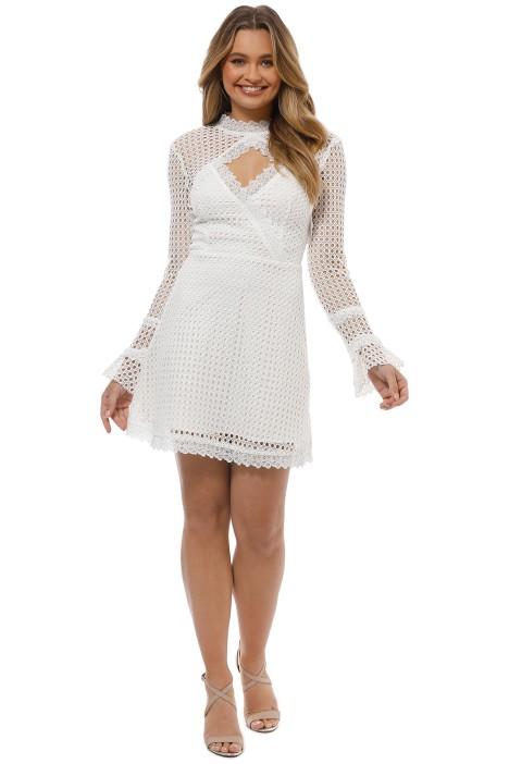 Pasduchas - Reign Dress - Ivory - Front