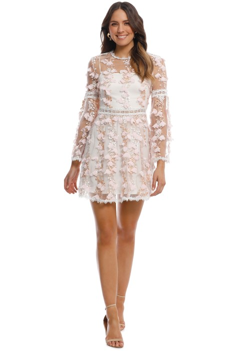 47f4a10f2695 Gabriel Dress in Petal by Pasduchas for Rent | GlamCorner
