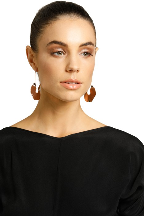 Peter Lang-Agnes Earring-Rose Gold-Product