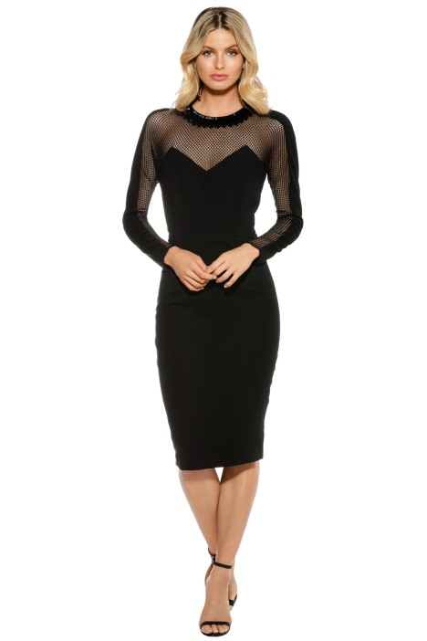 Rachel Gilbert - Melody Dress - Front