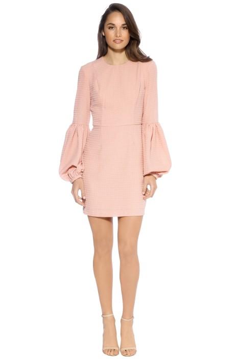 Rebecca Vallance - Ambrosia Dress - Clay - Front
