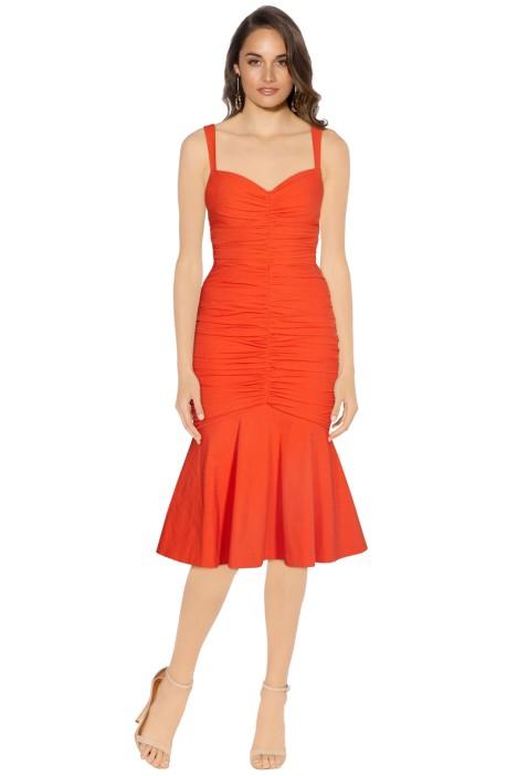 Rebecca Vallance - Brescia Midi Dress - Front