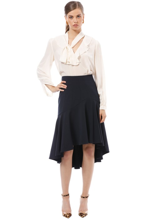 Rodeo Show - Bianca Skirt - Navy - Front