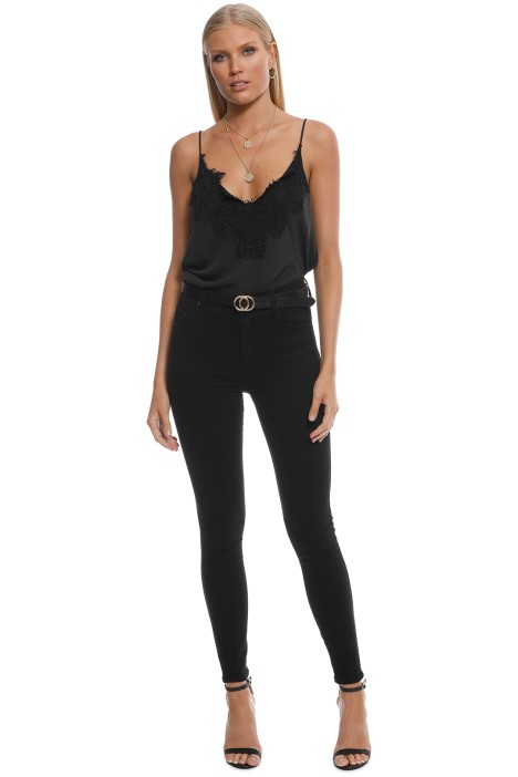 Rodeo Show - Sylvie Cami - Black - Front