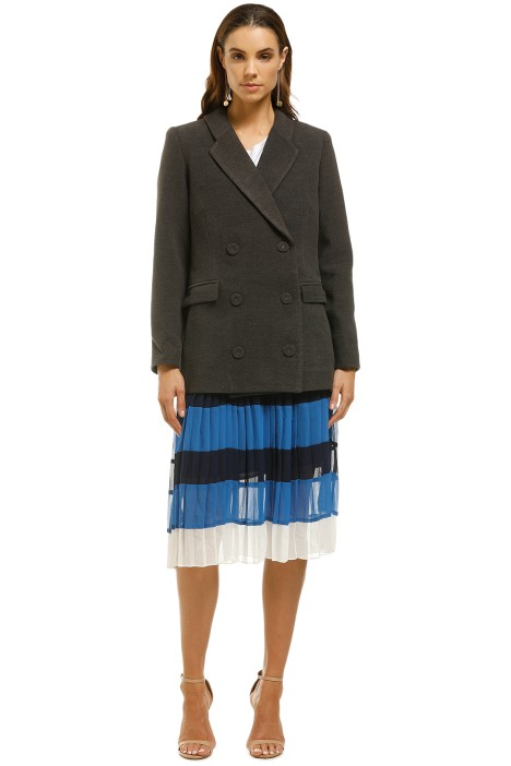Saints-The-Label-Hampshire-Double-Breasted-Coat-Grey-Front