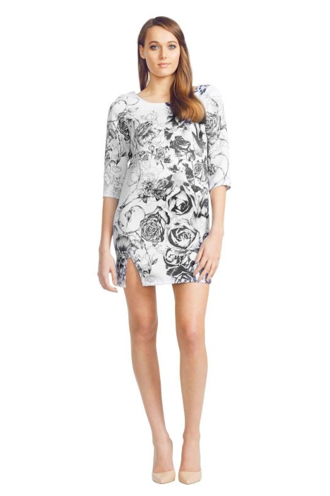 Sara Phillips - Phase Dress - Prints - Front