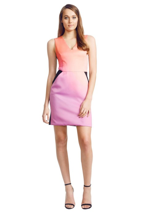 Sara Phillips - Tide Dress - Pink - Front