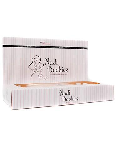 Secret Weapons - Nudi Boobies - Front