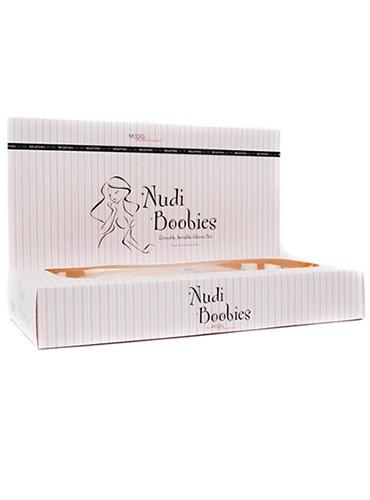 Secret Weapons - Nudi Boobies - Size B - Clear