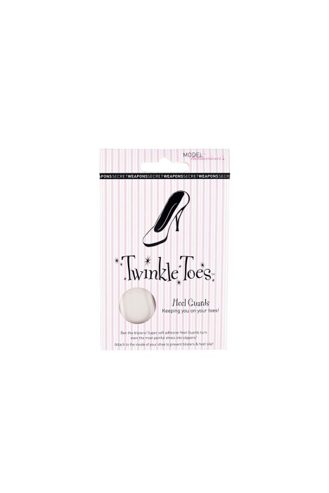 Secret Weapons - Twinkle Toes - Clear - Front