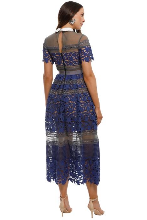 97175ba3ca4af Liliana Dress by Self Portrait for Rent | GlamCorner