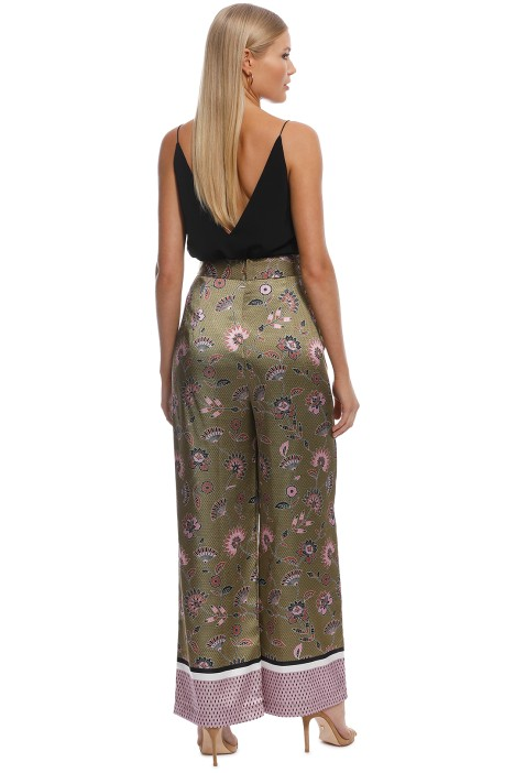 01661e17365c Chintz Pant by Sheike for Rent   GlamCorner