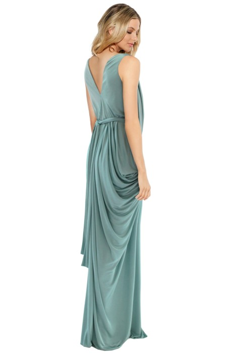 Grecian Maxi Dress by Sheike for Hire | GlamCorner