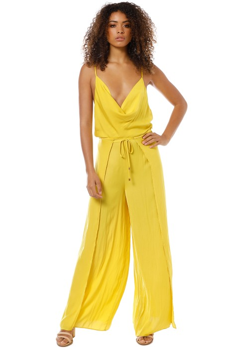 93ec1513fc11 Kiss and Tell Jumpsuit by Sheike for Hire