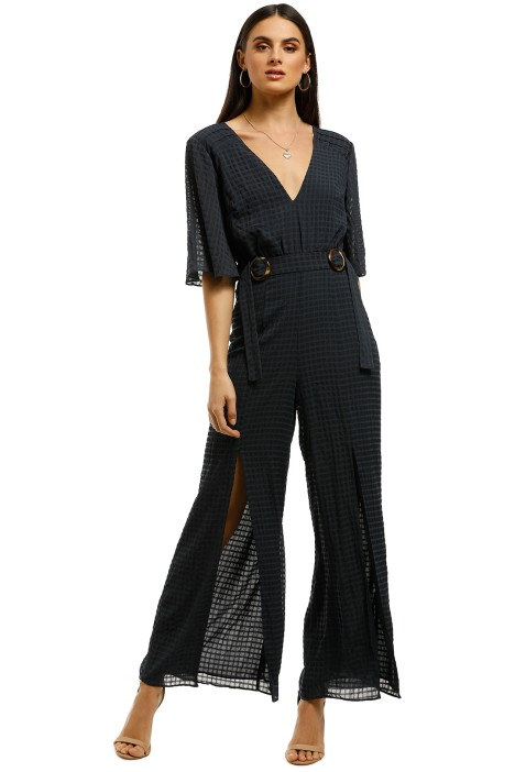 Stevie-May-How-It-Is-Jumpsuit-Navy-Front