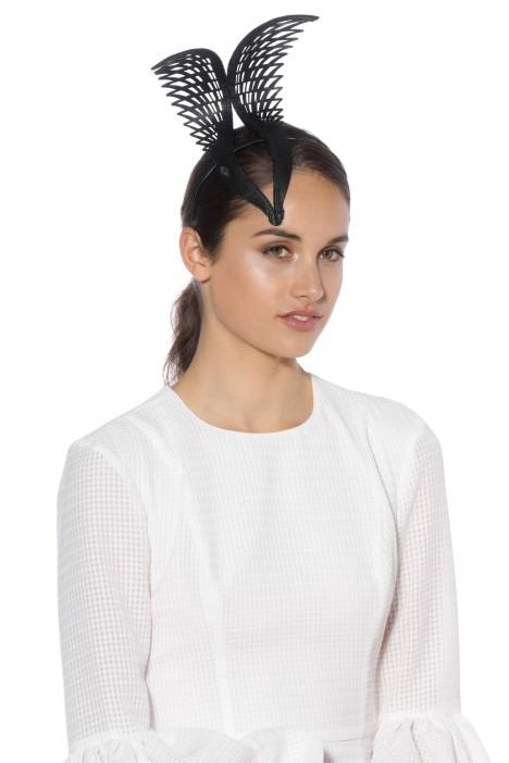 Studio Aniss - Hera Crown - Black - Side Model