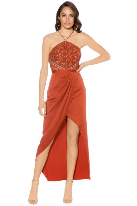 Stylestalker - Laylor Maxi Dress - Front