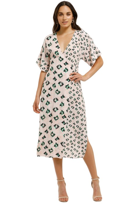 Suboo-On-The-Fly-Wrap-Dress-Pink-Green-Front