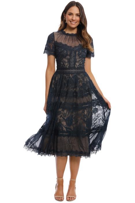 82feb30af2 Camilla Tea-Length Dress by Tadashi Shoji for Hire