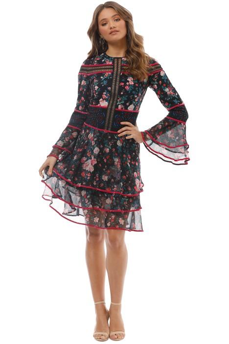 Tadashi Shoji - Lenoir Dress - Front -