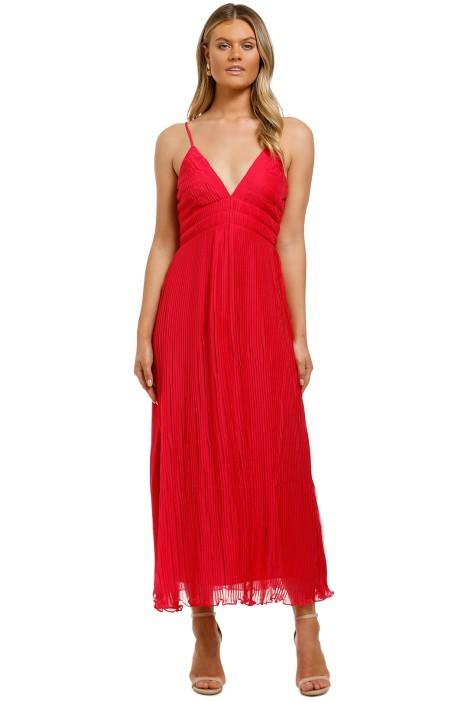 Talulah-Raspberry-Sorbet-Midi-Dress-Front