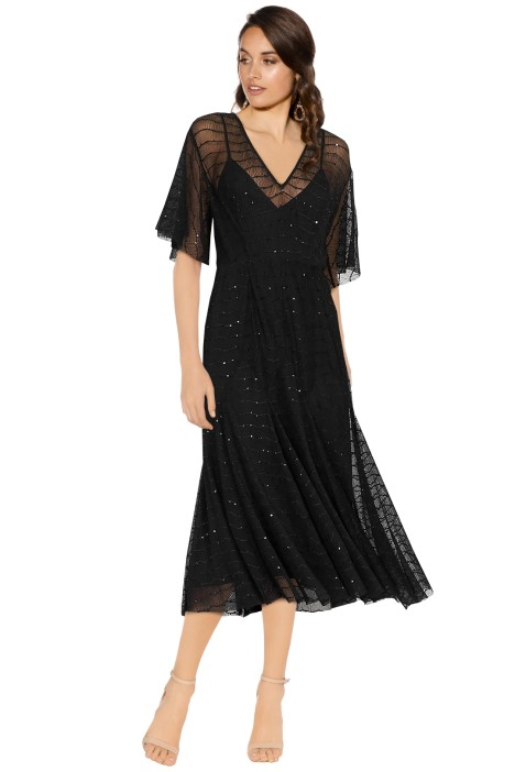 Candid Lace Midi Dress by Talulah for Hire | GlamCorner