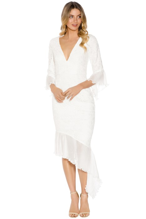 Talulah - Cassatt Midi Dress - White - Front