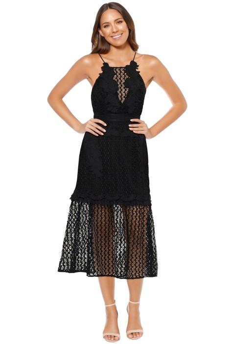 Midi Designer Dresses