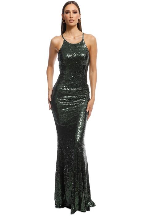 Tania Olsen - Sadie Sequin - Emerald - Front
