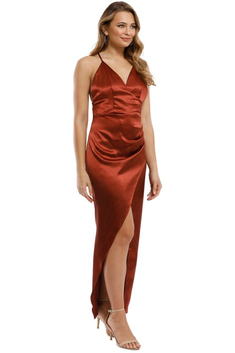 Leo Maxi Dress By The Jetset Diaries For Hire Glamcorner