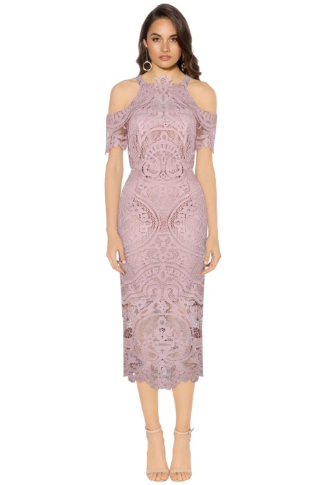 Thurley - Bouquet Dress - Nude - Front