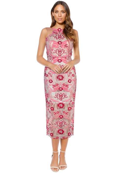 Clothing Peonia No 21 Midi Dress GHLLJU