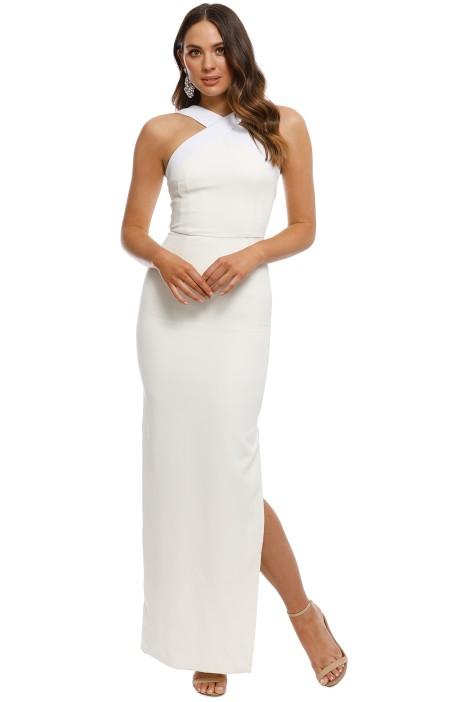 Unspoken - Seven Seas Dress - Ivory - Front