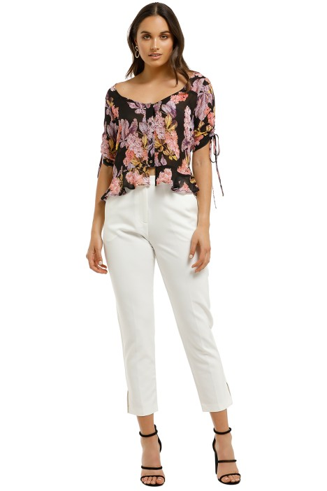 We-Are-Kindred-Stevie-Sweetheart-Blouse-Black-Blossoms-Front