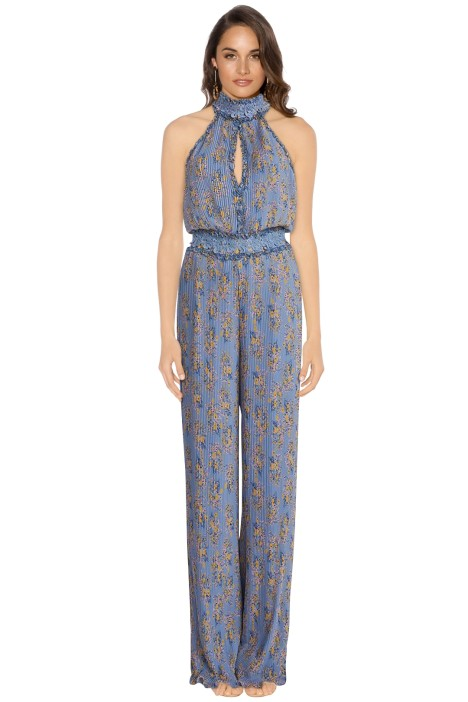 We Are Kindred - Helena Pleated Jumpsuit - Front