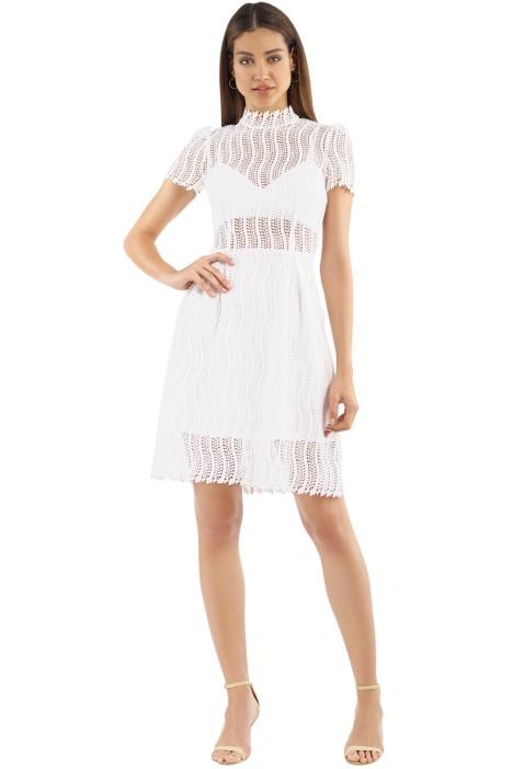 Yeojin Bae - Sienna Dress - Cream - Front