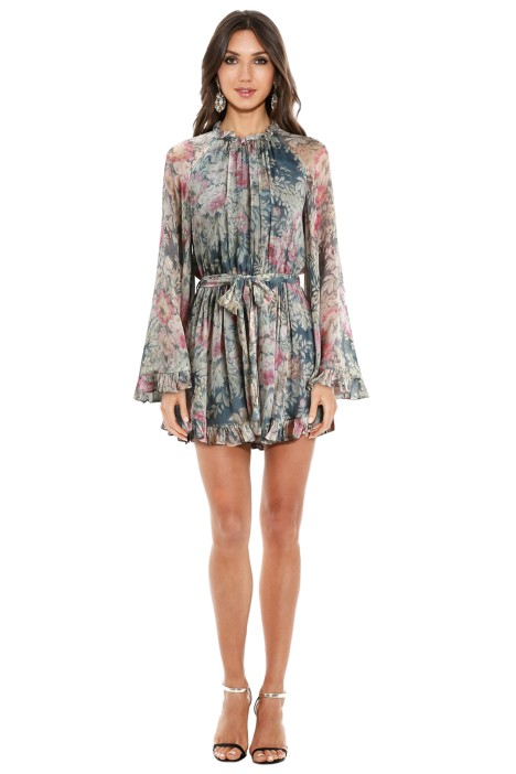 Zimmermann - Cavalier Playsuit - Front