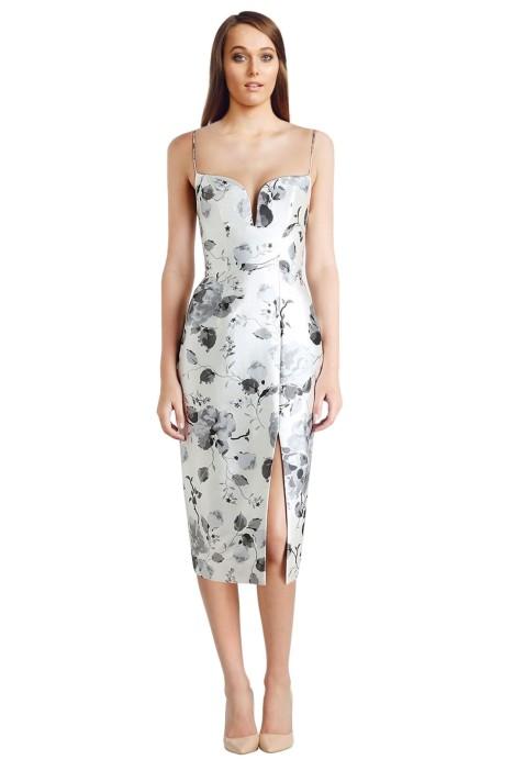 Zimmermann - Havoc Curve Dress - White - Front