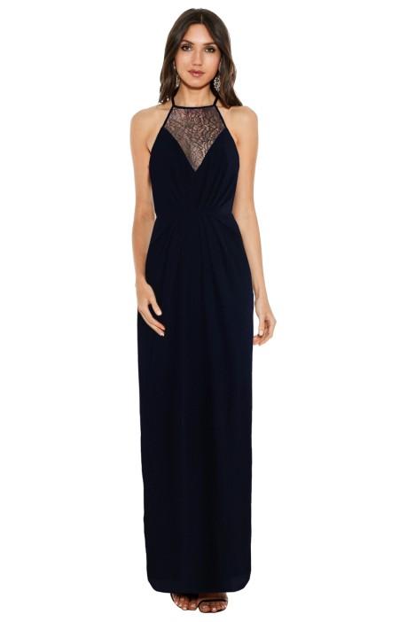 Zimmermann - Silk Lace Dress - Front
