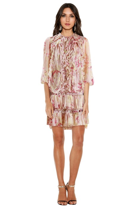 Zimmermann - Winsome Sphere Dress - Front