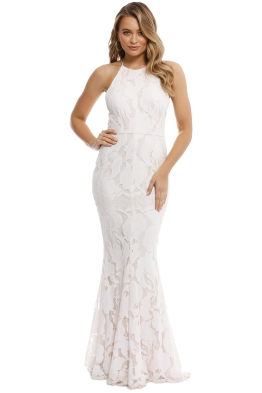 Grace and Hart - Allure Gown - Ivory - Front