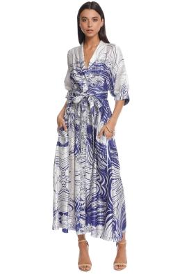 Aje - Hudson Dress - Back