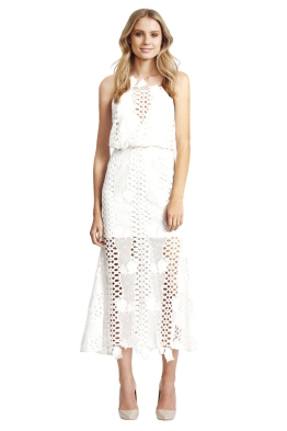 Alice McCall - Love Light Dress - Front - White