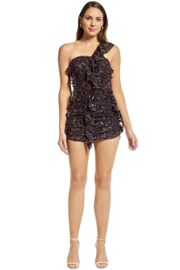 Alice McCall - Hometown Girl - Black - Front