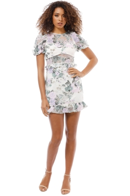 Alice McCall - So Darling Dress - Lavender - Front