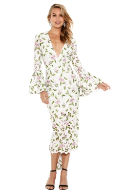 Asilio - Season Upgrade Dress - Front - Floral