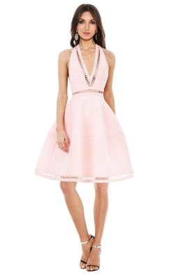 Asilio - The Jasmin Dress - Pink - Front