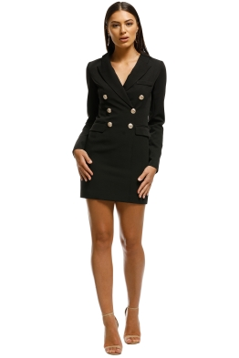 Bianca and Bridgett - Hailey Blazer Dress - Back