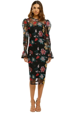 By-Johnny-Winter-Garden-Tulip-Sleeve-Midi-Dress-Front